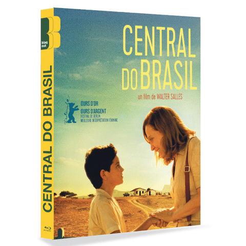 CENTRAL DO BRASIL (BLU-RAY)