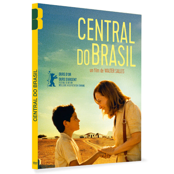 CENTRAL DO BRASIL (DVD)