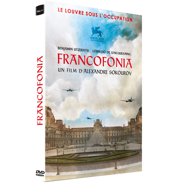 FRANCOFONIA, LE LOUVRE SOUS OCCUPATION (DVD)