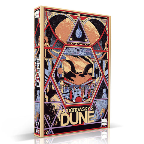 JODOROWSKY'S DUNE (EDITION COLLECTOR DVD/BR/LIVRE)