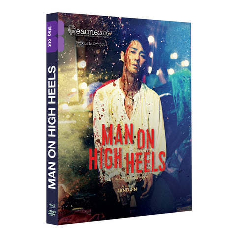 MAN ON HIGH HEELS (COMBO BR/DVD)