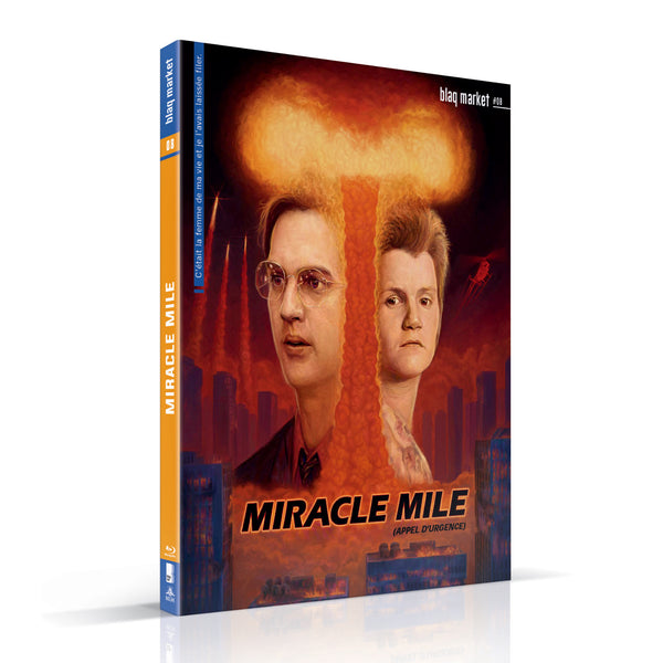 MIRACLE MILE (BLU-RAY)