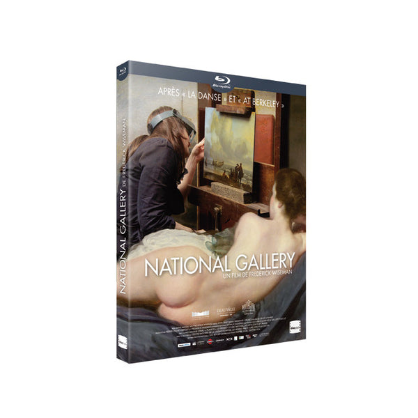 NATIONAL GALLERY (Blu-Ray)