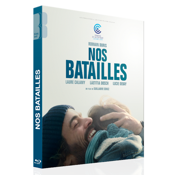 NOS BATAILLES (BLU-RAY)