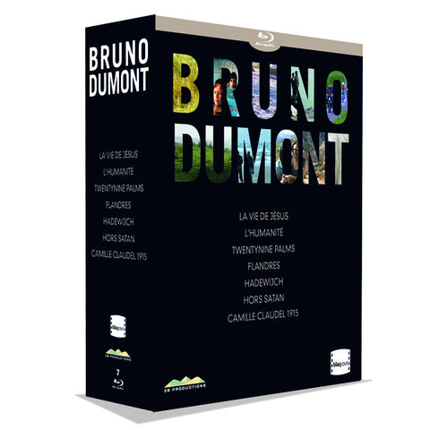 COFFRET BRUNO DUMONT (Blu-Ray)