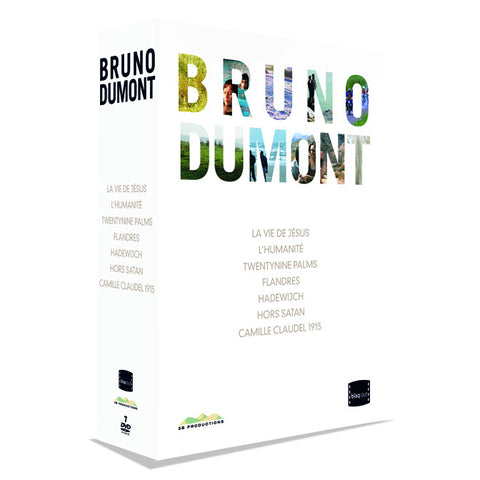 COFFRET BRUNO DUMONT (DVD)