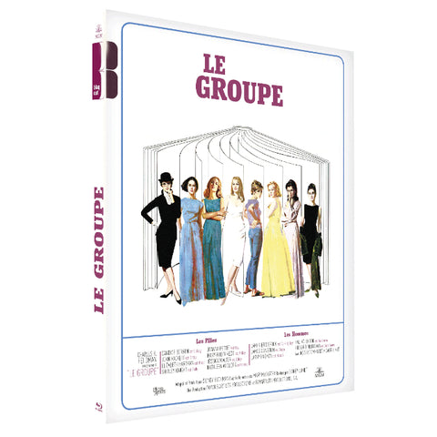 LE GROUPE (BLU-RAY)