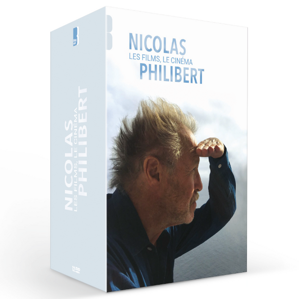 NICOLAS PHILIBERT : LES FILMS, LE CINEMA (COFFRET 12 DVD)