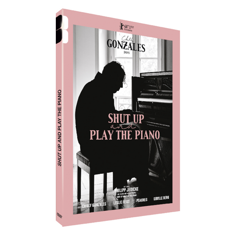 SHUT UP AND PLAY THE PIANO (DVD)