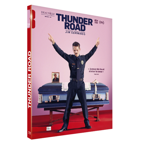 THUNDER ROAD (BLU-RAY)