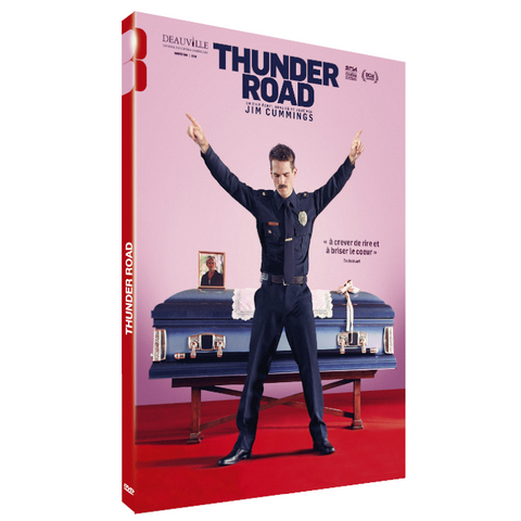 THUNDER ROAD (DVD)