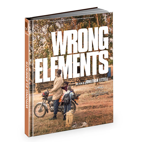 WRONG ELEMENTS (DIGIBOOK)