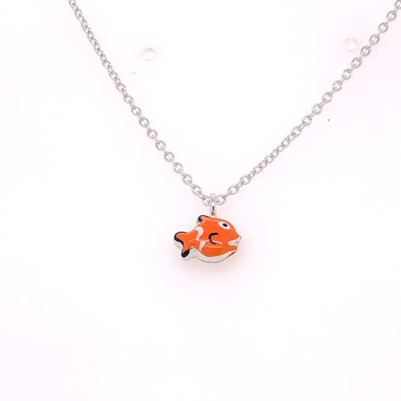 Clownfish Necklace