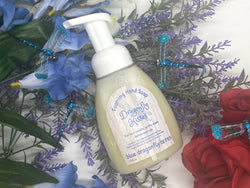 Dragonfly Kisses Foaming Hand Soap - Blue Dragonfly Acres LLC