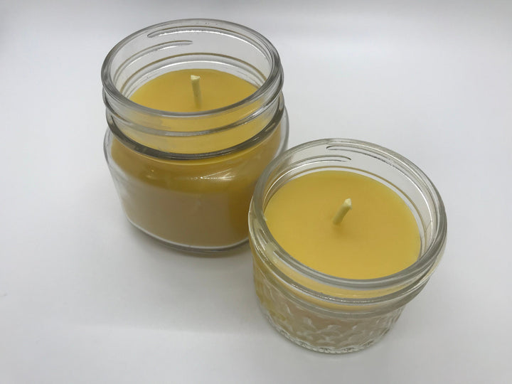 Balancing Beeswax Candle - Blue Dragonfly Acres LLC