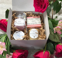 Rose Gift Box - Blue Dragonfly Acres LLC