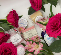 Rose Gift Box I Deluxe - Blue Dragonfly Acres LLC