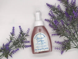 Foaming Hand Soap  - Lavender- Tea Tree | Natural Hand Wash - Blue Dragonfly Acres LLC