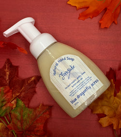 Foaming Hand Soap  - Fireside | Natural Hand Wash - Blue Dragonfly Acres LLC