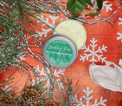 Sparkling Pine Body Butter - Blue Dragonfly Acres LLC