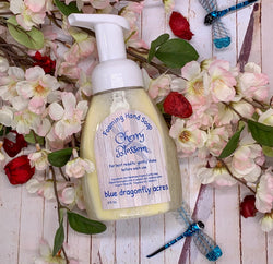 Cherry Blossom Foaming Hand Soap - Blue Dragonfly Acres LLC