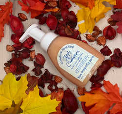 Apple Cinnamon Foaming Hand Soap - Blue Dragonfly Acres LLC