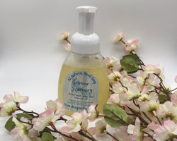 Jasmine-Rosemary Foaming Hand Soap  | Natural Hand Wash - Blue Dragonfly Acres LLC