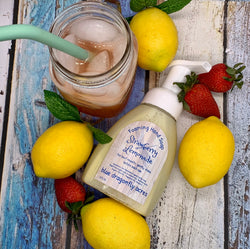 Strawberry Lemonade Foaming Hand Soap - Blue Dragonfly Acres LLC