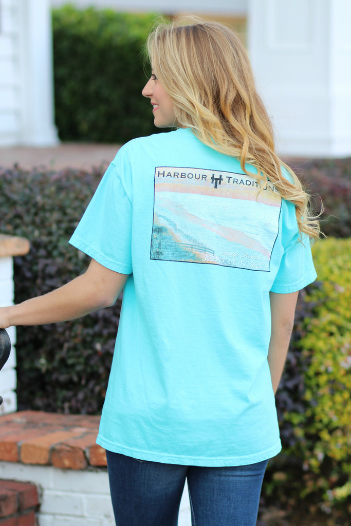 Location S/S Tee- Orange Beach, Alabama- OBA- S/S