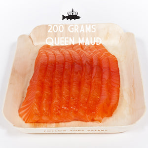 Queen Maud Slices 100 and 200 Grams