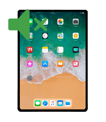 12.9-inch iPad Pro (2018) Volume Button Repair - iFixYouri
