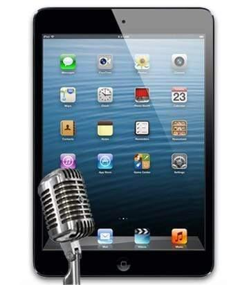 iPad Mini 3 Microphone Repair - iFixYouri