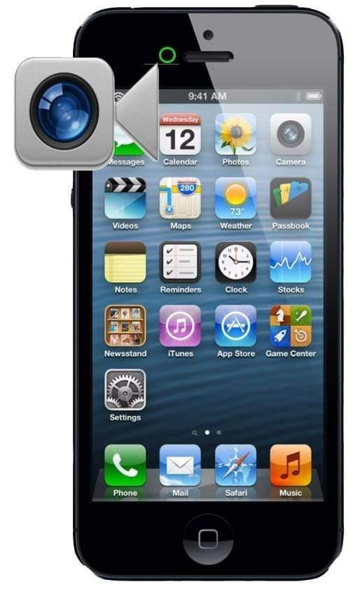 iPhone 5 Front Camera Repair Service - iFixYouri