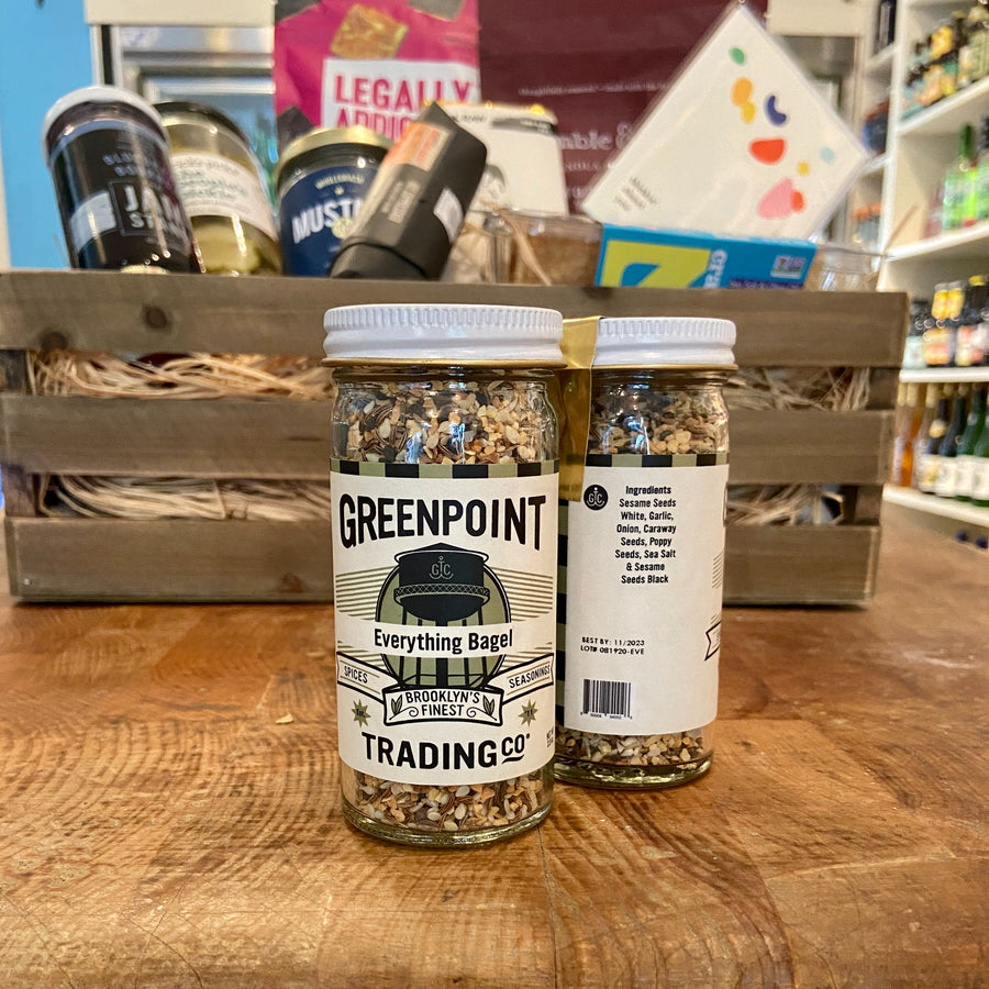 Greenpoint Trading Co. Everything Bagel 2.5oz