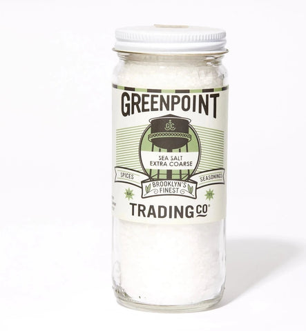 GREENPOINT SEA SALT EXTRA COARSE