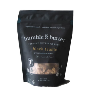 Bumble  & Butter Black Truffle Granola