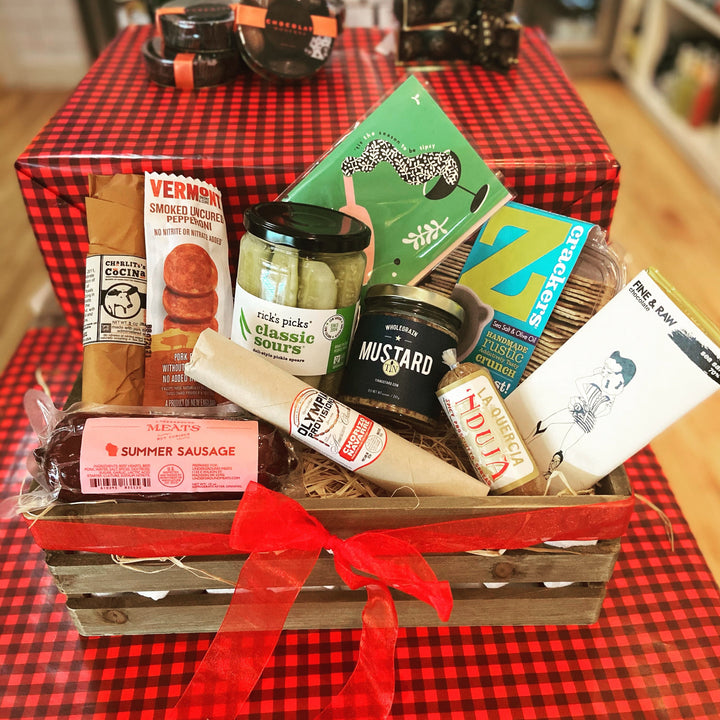 MEAT AND FRIENDS HOLIDAY GIFT BOX