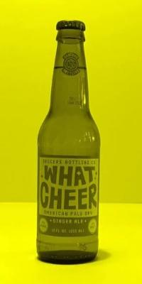 Grocer What Cheer Soda
