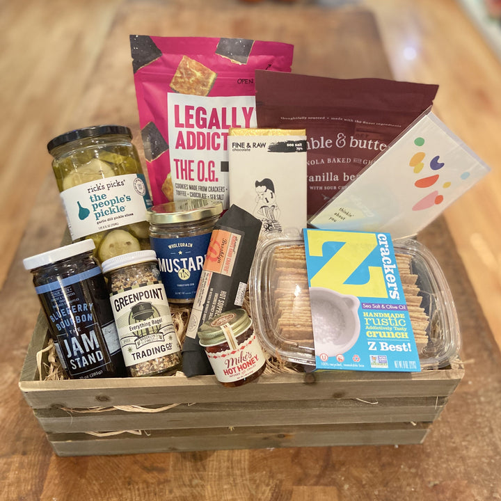 BROOKLYN MADE LOCAL GIFT BOX