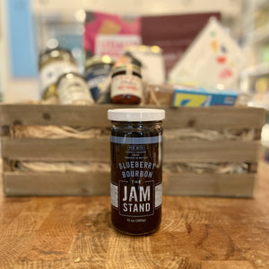 The Jam Stand -Blueberry Bourbon 10oz