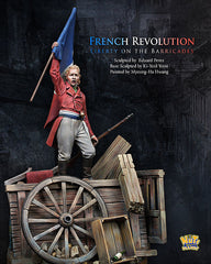 French Revolution Liberty on the Barricades