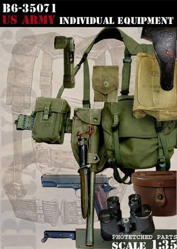 B635071 US Army Equipment