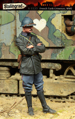 French Tank Crewman WWI