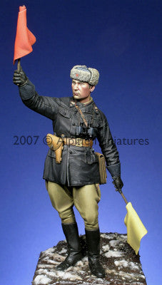 ALP16002 WW2 Russian Officer