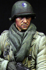 ALP16012 BAR Gunner US 29th Infantry Division