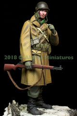 ALP16040 WW2 US Infantry Winter 44-45