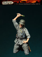 German Infantryman in action 1939-43
