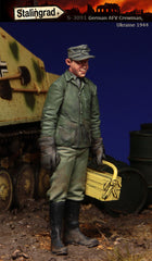 S3091 German AFV Crewman, Ukraine 1944
