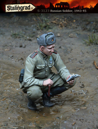 S3123 Russian Soldier 1943-45