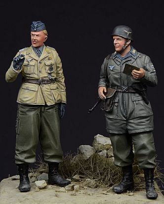 DD3 German Fallshirmjagers in Crete 1941